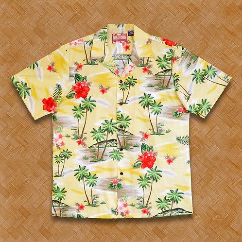 RJC: Two Palms (Yellow)