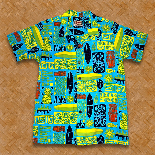 AT: Living Aloha (Blue)
