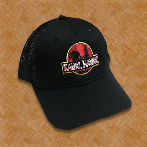 RAH: Jurassic Rooster Cap (Black)
