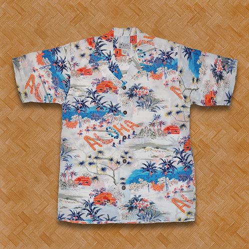 AV: Aloha Hawaii (White)