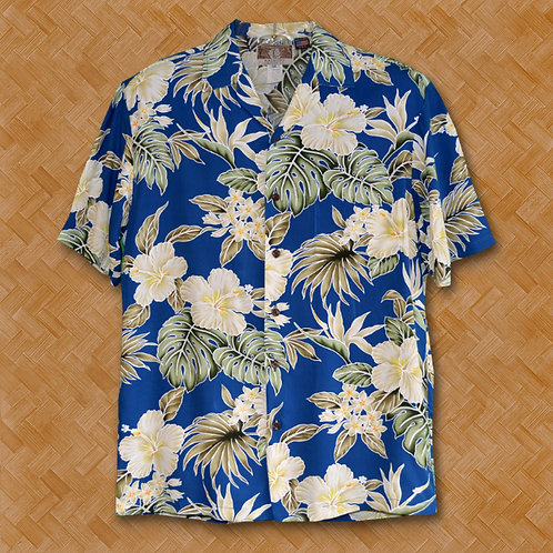 KAL: Classic Floral (Navy)