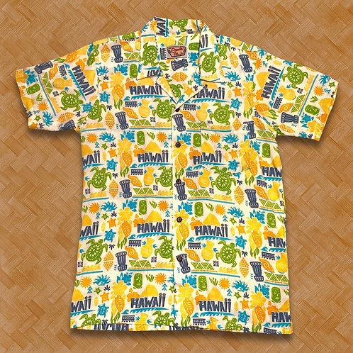 AT: Hawaiian Times (Cream)