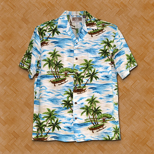 KAL: Outrigger Island (Turquoise)