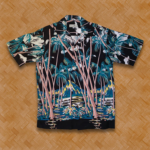 PJ: Hawaiian Palms (Black)