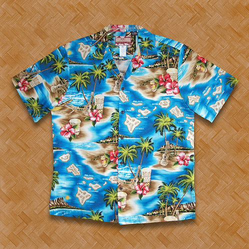 RJC: Tropic Isles (Turquoise)