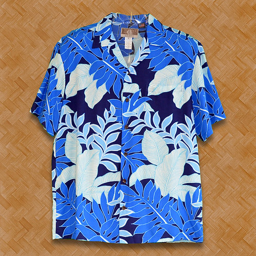 KAL: Monstera Garden (Navy)