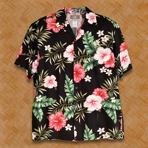 KAL: Hibiscus Garden (Black)