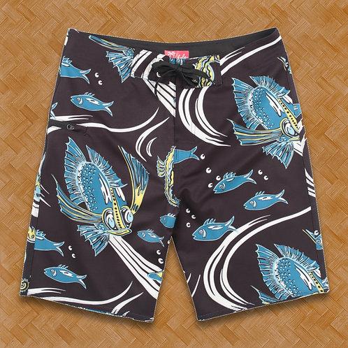 copy of KAH: Pele Board Shorts