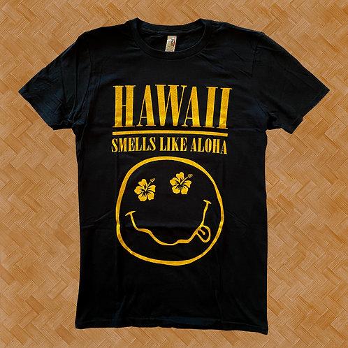 RAH: Smells Like Aloha Tee