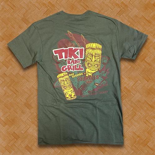 RA: Tiki Bar & Grill Tee