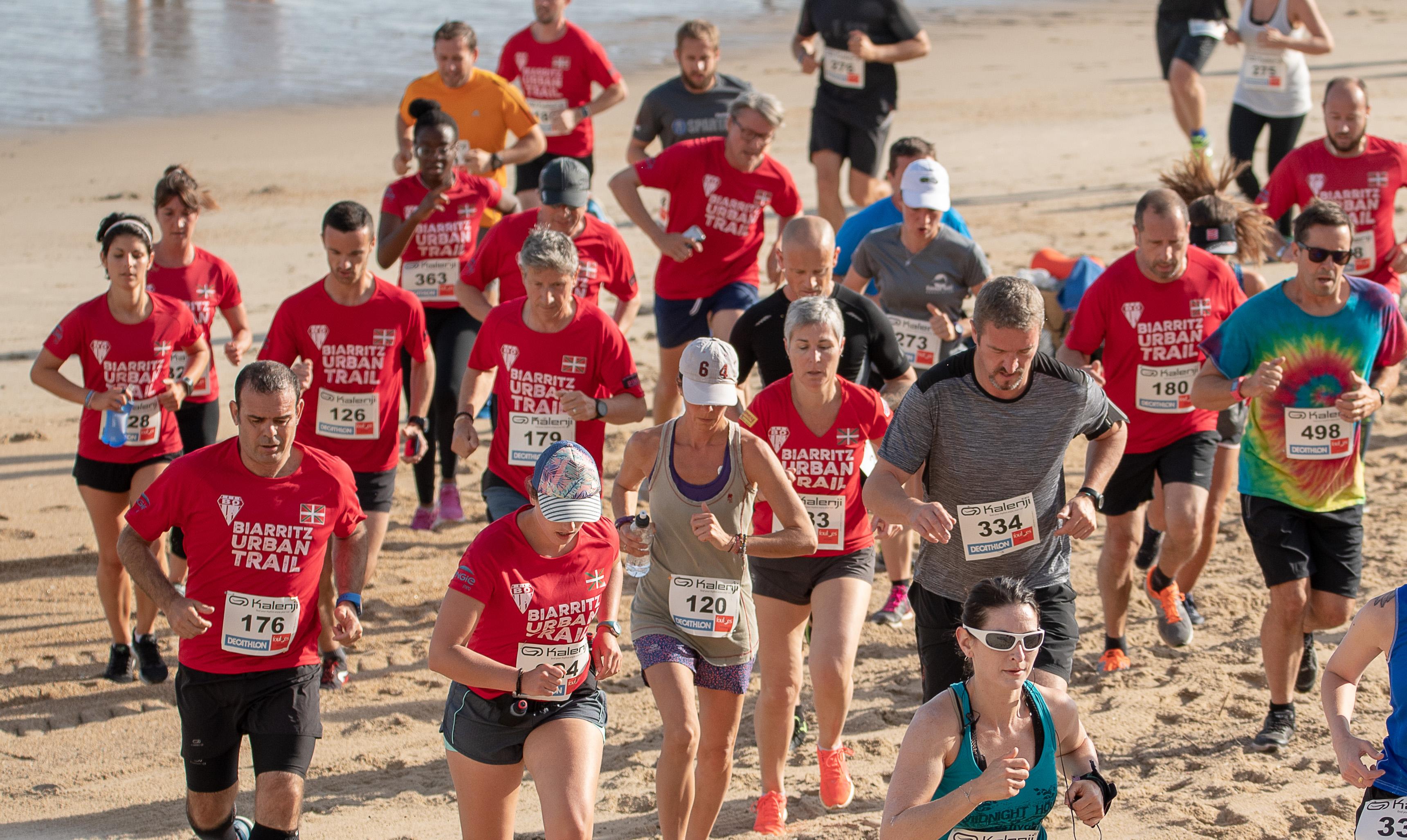 Marathon de Biarritz - Grande Plage  - 24 juin 2018_75