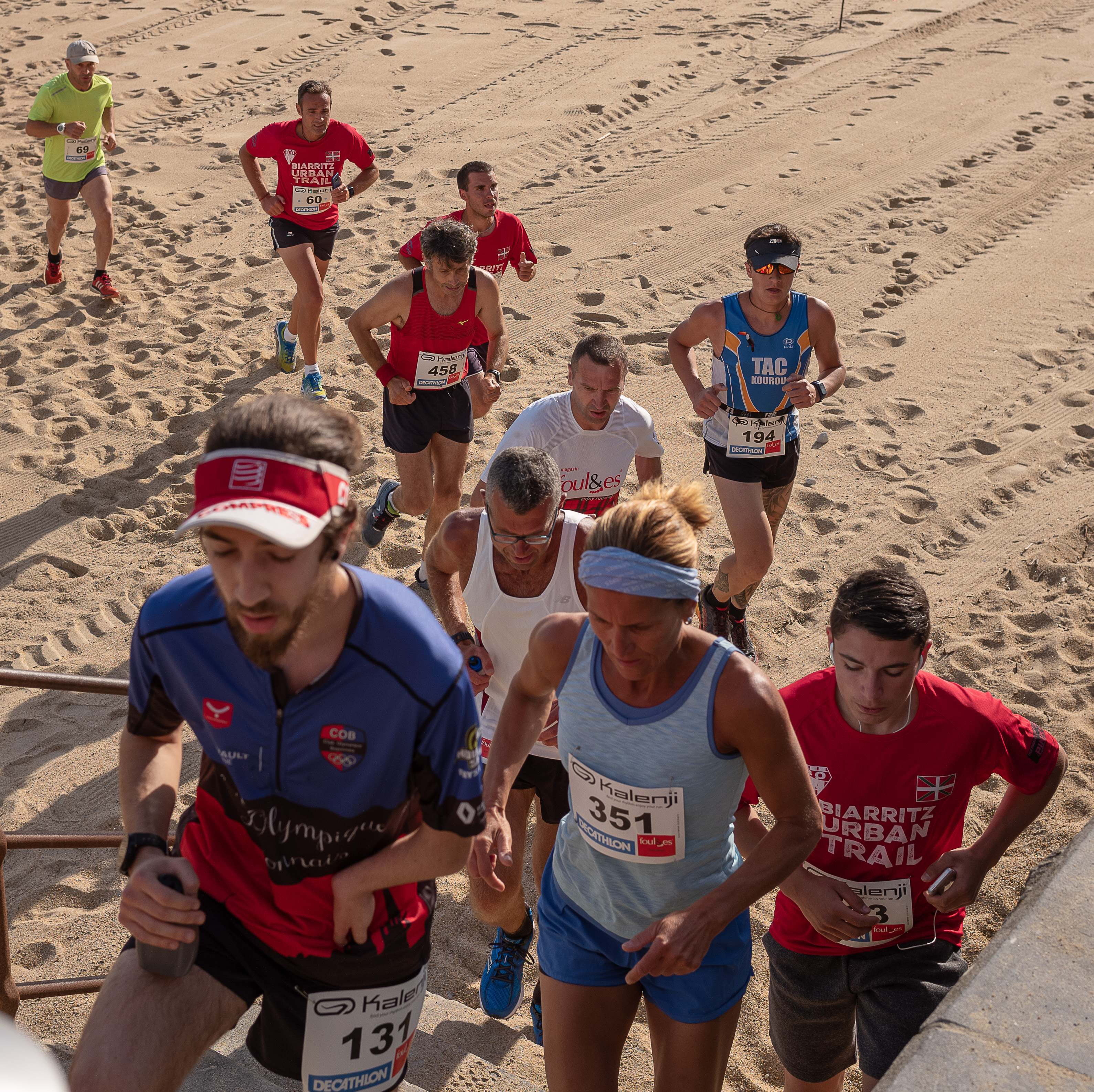 Marathon de Biarritz - Grande Plage  - 24 juin 2018_13