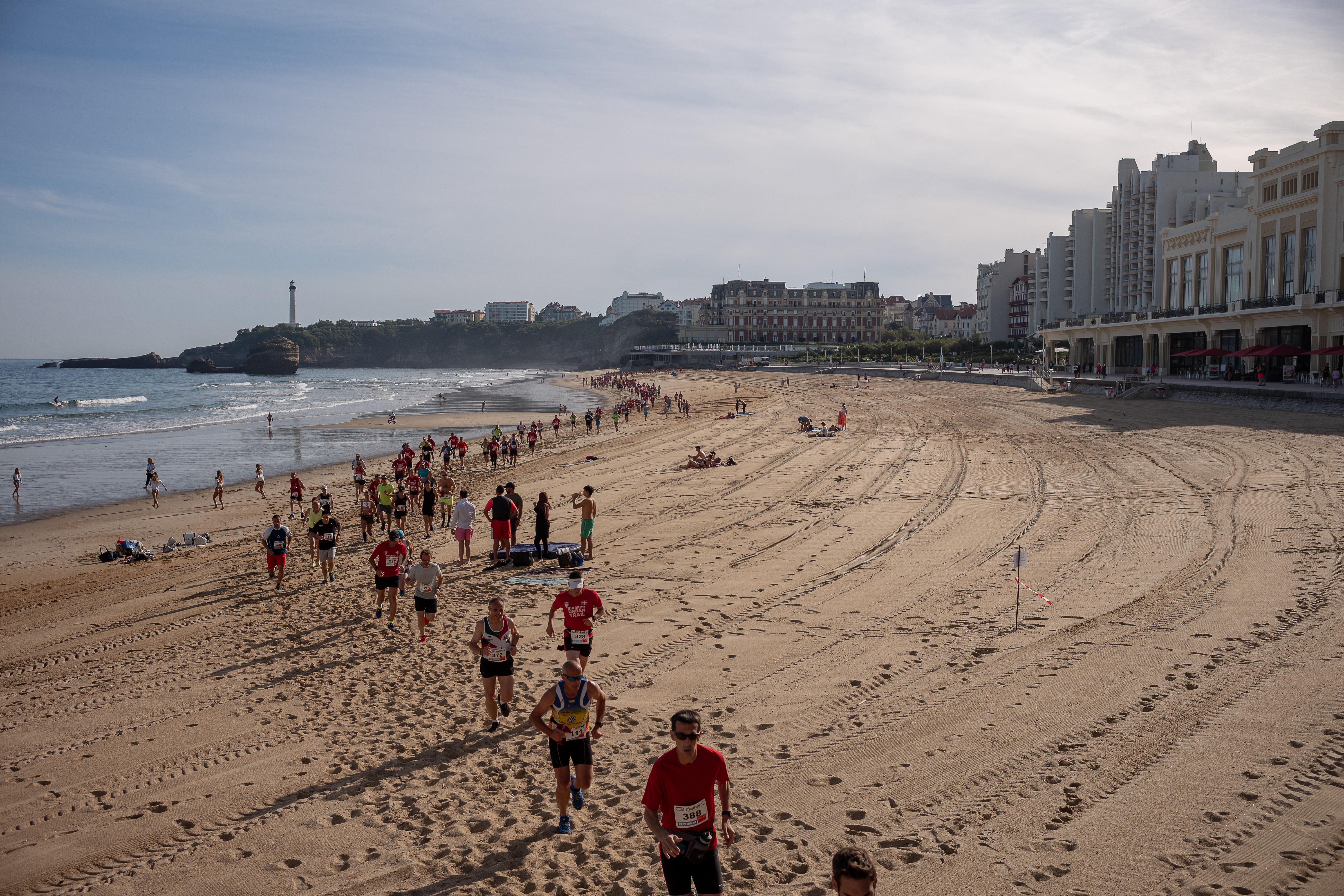 Marathon de Biarritz - Grande Plage  - 24 juin 2018_20