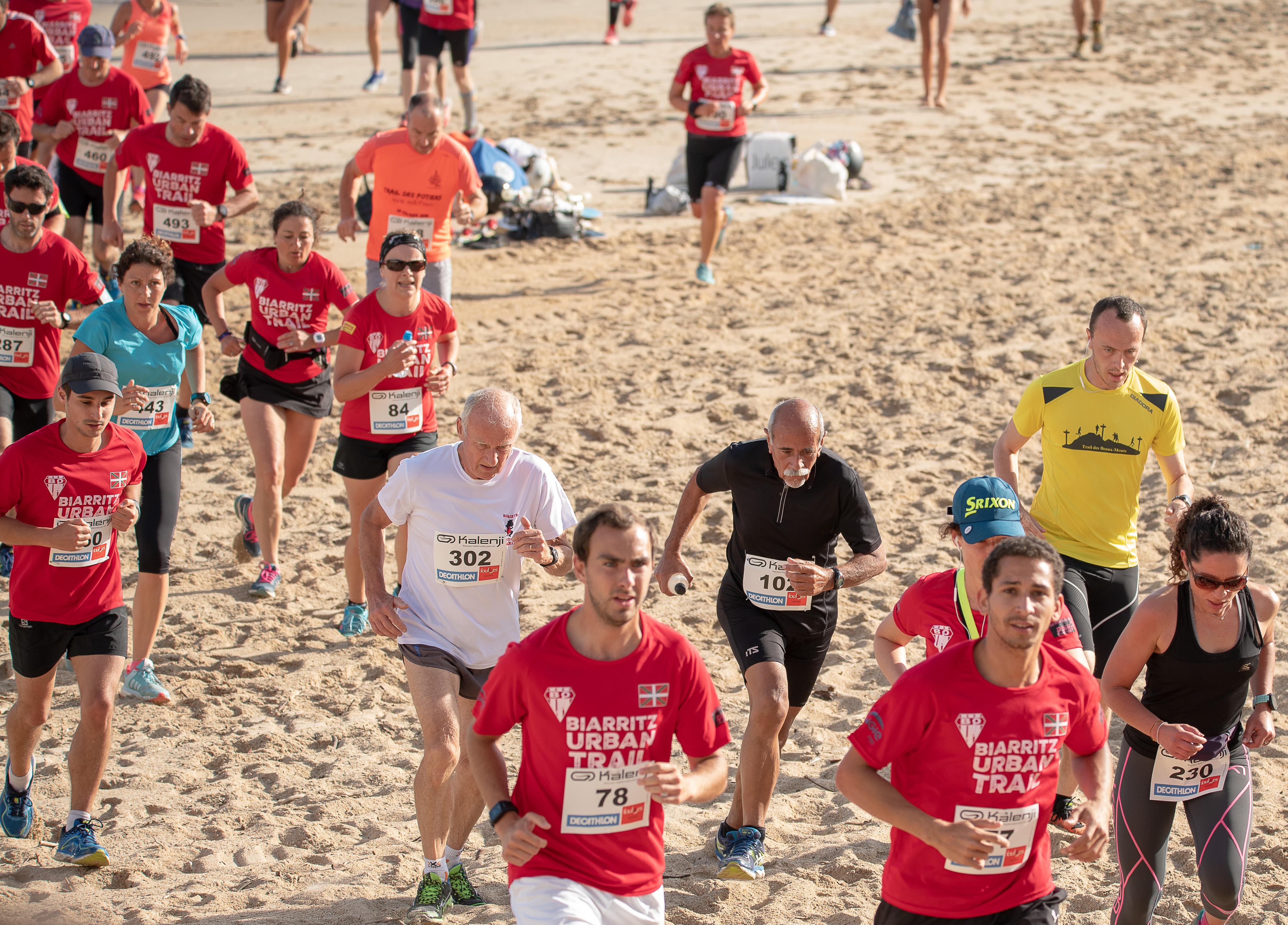 Marathon de Biarritz - Grande Plage  - 24 juin 2018_82