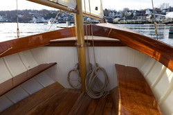 H12.5 mast foot