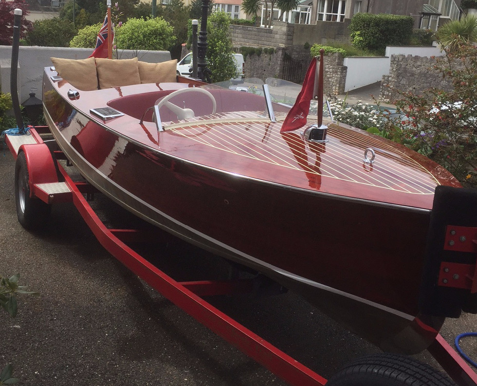 1942 Chris Craft Special Runabout