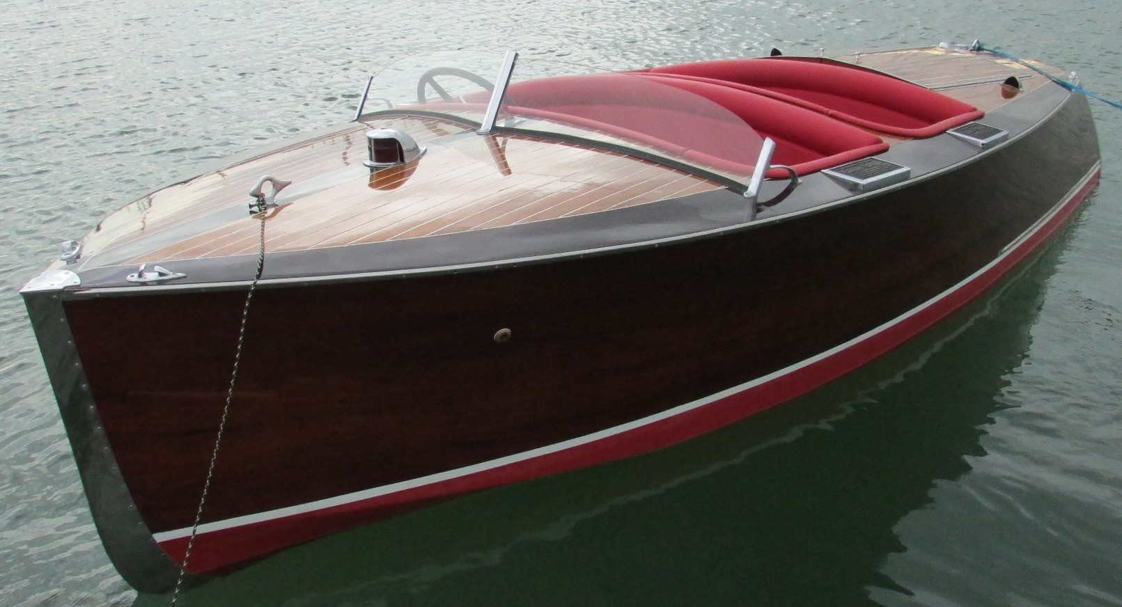 1937 Chris Craft Barrel Back