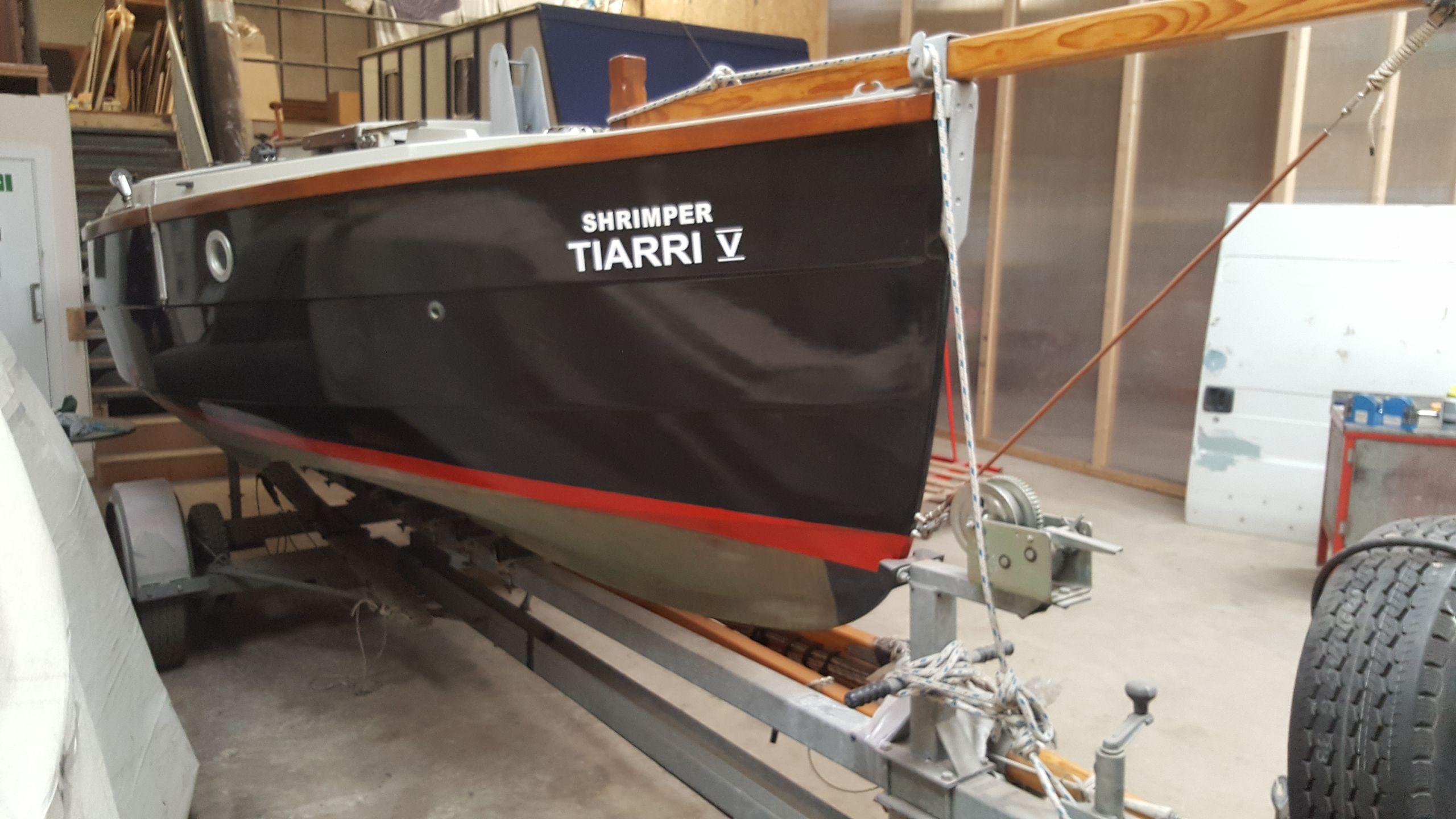 Tiarri storage