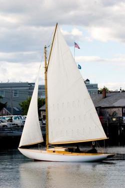 DH sailing