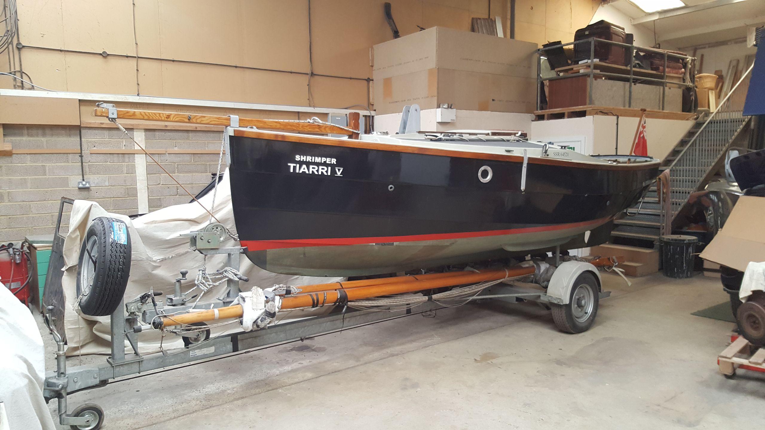 Tiarri trailer