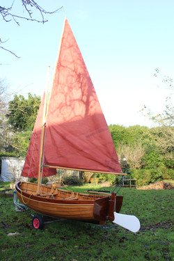 Perry with sails 1