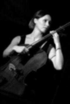 Sarah Dale Cellist photo by Shay Rowan