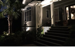 Hilton Head Exterior Lighting