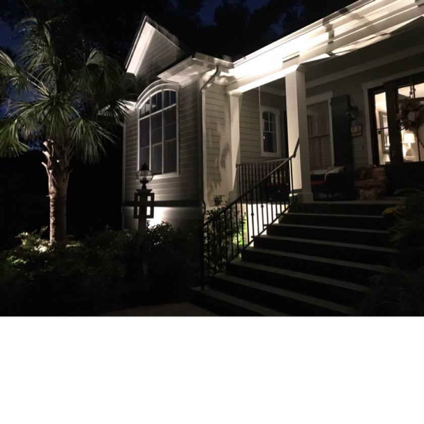 Exterior/Landscape Lighting on Hilton Head Island, SC.