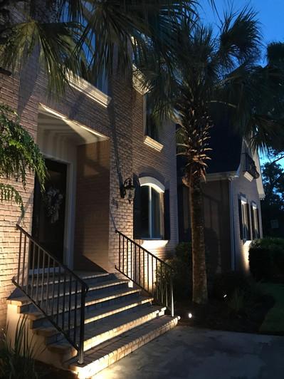 Exterior Lighting, Beaufort, SC