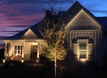 Hampton Lake Illumination