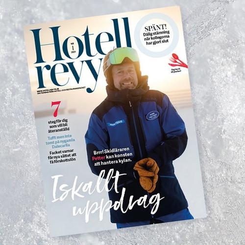 Hotellrevyn
