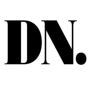 DN Dagens nyheter logotyp