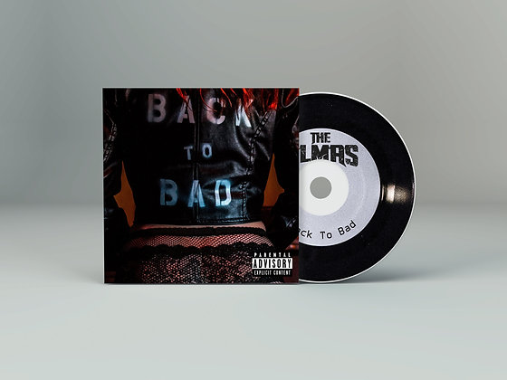 The Almas Back To Bad CD