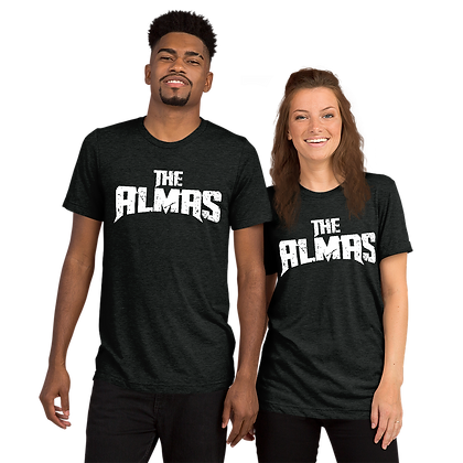 'The Almas' t-shirt