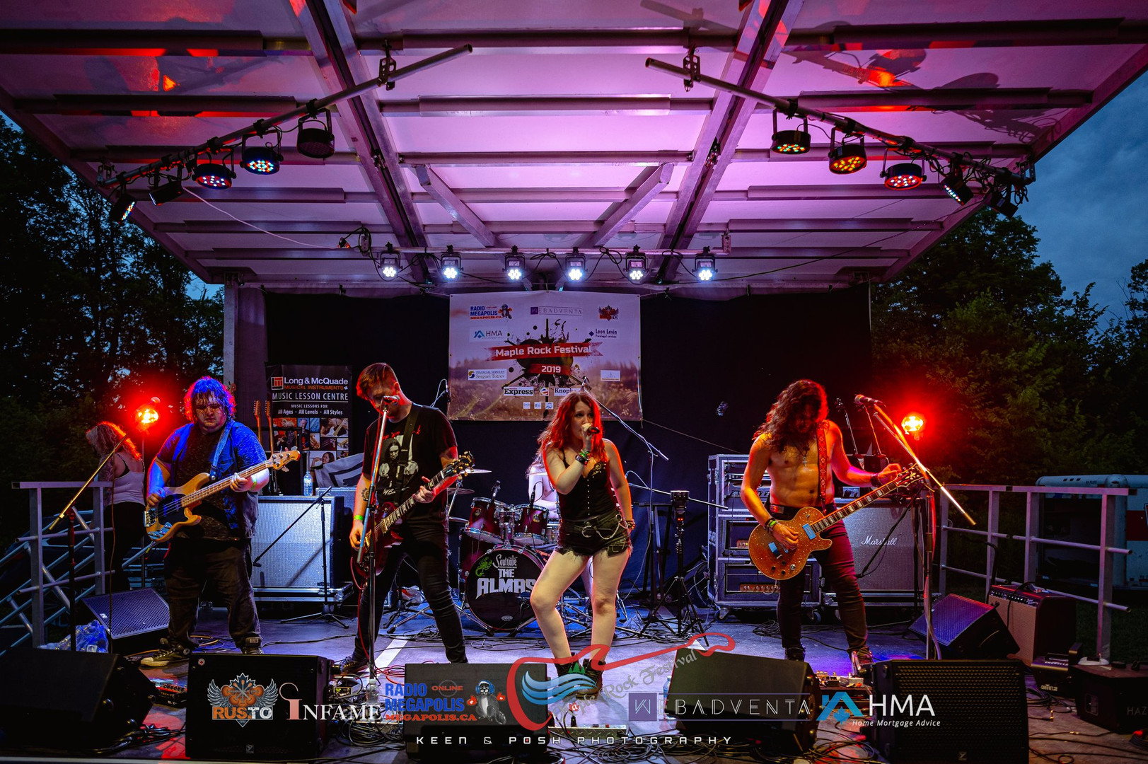 Maple Rock Fest - Canada