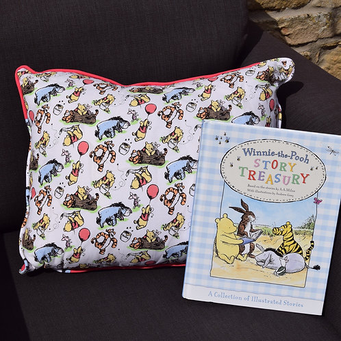 Winnie-The-Pooh™ Cuddle Pillow with Book