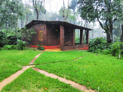 Brick Cottage Verandah