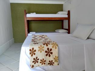 quarto | praia do flamengo | hospedagem em salvador