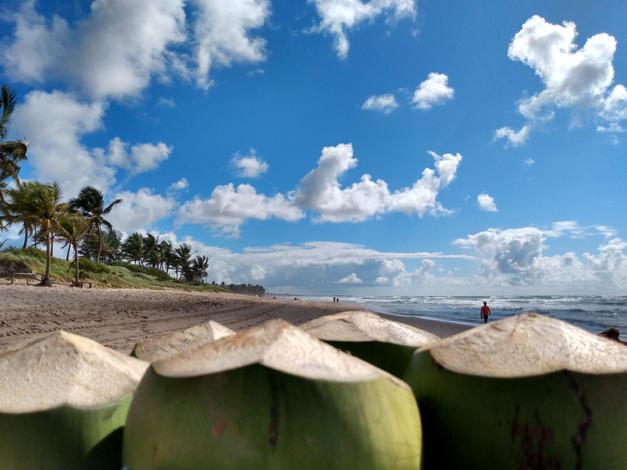 praia do flamengo salvador bahia brasil