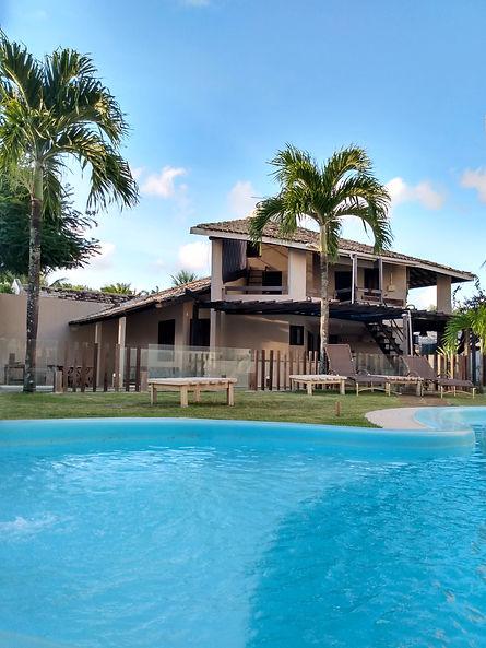 vila praia do flamengo piscina vista int