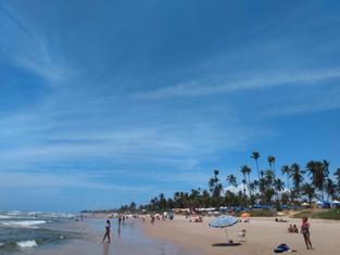praia | praia do flamengo | hospedagem em salvador