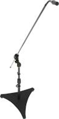 Boom Mic with Solar Stand