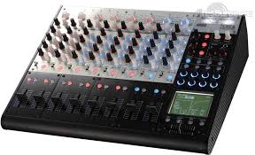 Korg 6 Channel Mixer with Individual Rec