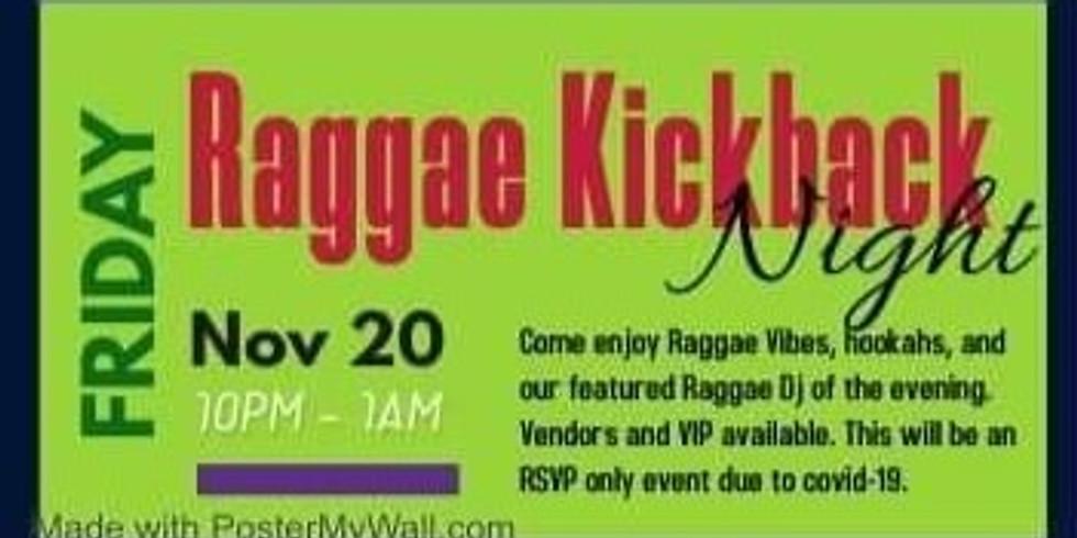 Raggae Kickback Night