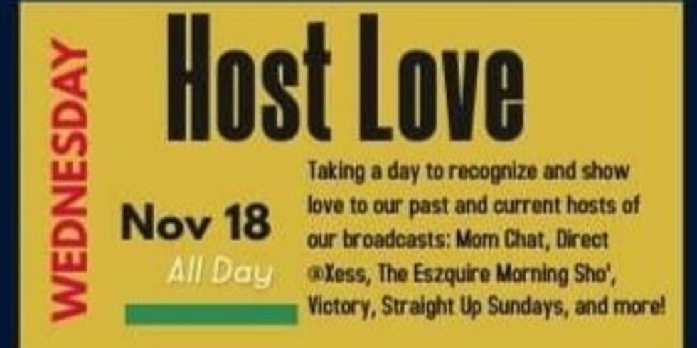 Host Love