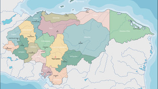 Video: Departamentos de Honduras