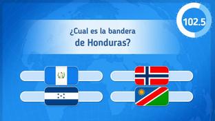 Juego: Banderas del mundo