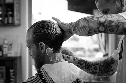 barber school, barber academy