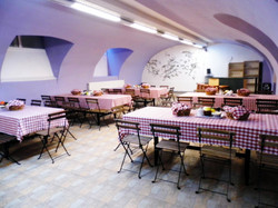 Breakfast Area for Groups