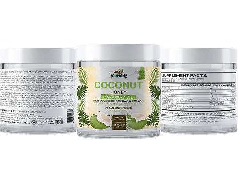 Coconut Honey Caraway Oil